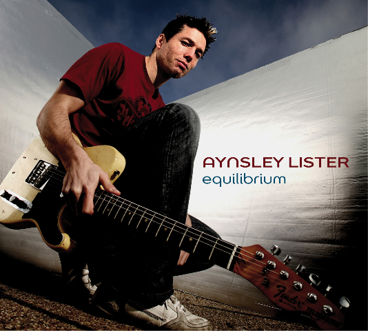 Cover: Aynsley Lister Equilibrium