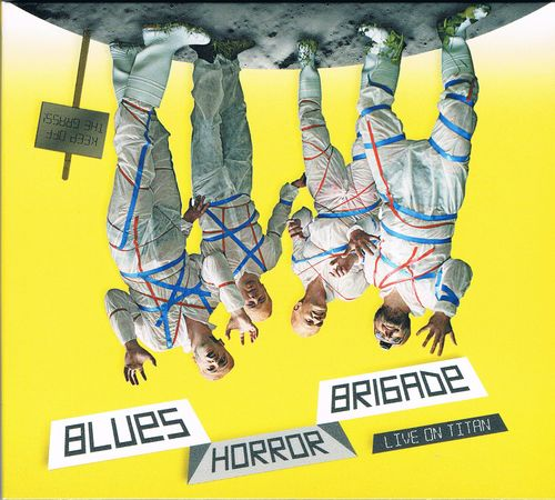 Cover Blues Horror Brigade