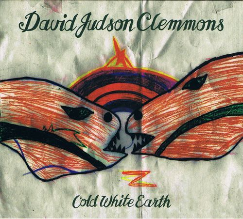 CD-Cover: Cold White Earth