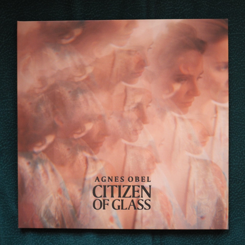 Cover: Agnes Obel Citizen of Glass