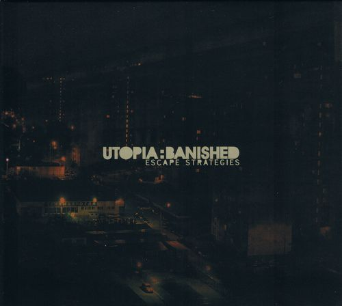 Plattencover Utopia:Banished Escpape Strategies